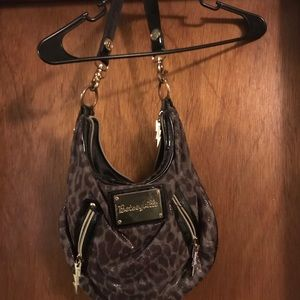 Betsey Johnson Leopard Handbag